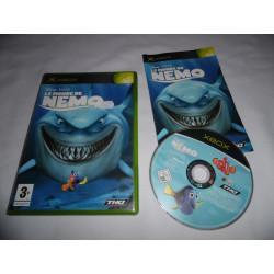 Jeu Xbox - Disney Pixar Le Monde de Nemo