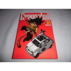 Manga - Dragon Ball - No1 - Akira Toriyama - Glénat