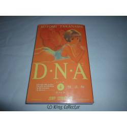 Manga - DNA² - Volume n° 04 - Katsura Masakazu - Shueisha - Vo