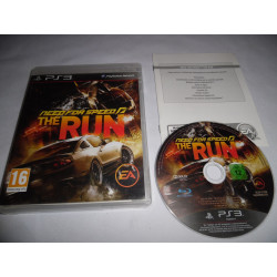 Jeu Playstation 3 - Need for Speed : The Run - PS3