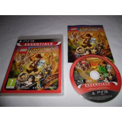 Jeu Playstation 3 - LEGO Indiana Jones 2 : L'Aventure Continue - PS3