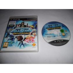 Jeu Playstation 3 - Playstation All-Stars Battle Royale - PS3