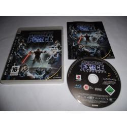 Jeu Playstation 3 - Star Wars : Le Pouvoir de la Force - PS3