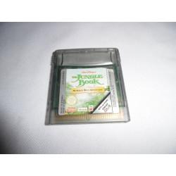 Jeu Game Boy Color - Disney's Le Livre de la Jungle
