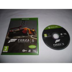 Jeu Xbox One - Forza Motorsport 5