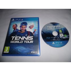 Jeu Playstation 4 - Tennis World Tour - PS4