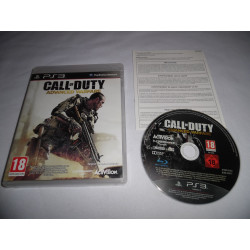Jeu Playstation 3 - Call of Duty : Advanced Warfare - PS3