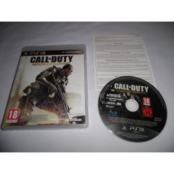 Jeu Playstation 3 - Call of Duty : Advanced Warfare - PS3