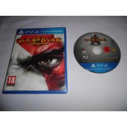 Jeu Playstation 4 - God of War III Remastered - PS4