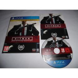 Jeu Playstation 4 - Hitman : Definitive Edition - PS4