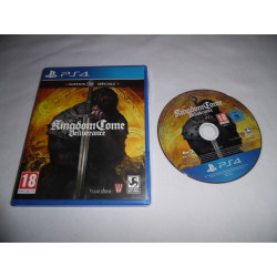 Jeu Playstation 4 - Kingdom Come : Deliverance - PS4