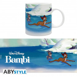 Mug / Tasse - Disney - Bambi - Patinoire - 320 ml - ABYstyle