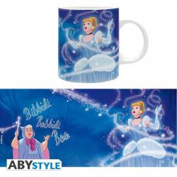 Mug / Tasse - Disney - Cendrillon - Fée - 320 ml - ABYstyle