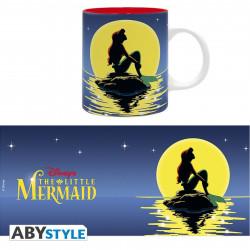 Mug / Tasse - Disney - La Petite Sirène - Sunset - 320 ml - ABYstyle