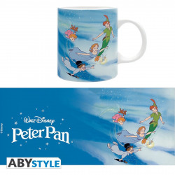 Mug / Tasse - Disney - Peter Pan - Vole - 320 ml - ABYstyle