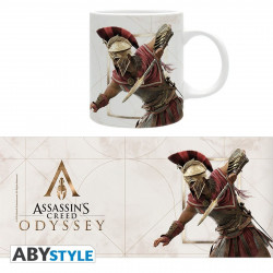 Mug / Tasse - Assassin's Creed - Alexios - 320 ml - ABYstyle