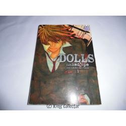 Manga - Dolls naked ape - n° 01 - Nakamura Tomomi / Saki Otoh - Kaze