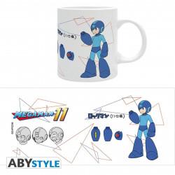 Mug / Tasse - Mega Man - Megaman 11 - 320 ml - ABYstyle