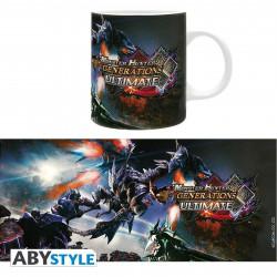 Mug / Tasse - Monster Hunter - Ultimate - 320 ml - ABYstyle