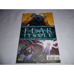 Comic - Fear Itself - n° 4 - Panini Comics - VF