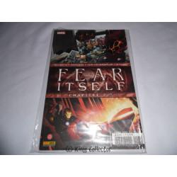 Comic - Fear Itself - n° 5 - Panini Comics - VF