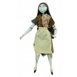 Figurine - Disney - L'Etrange Noël de Mr Jack - Sally - Diamond Select