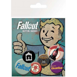 Badge - Fallout - Mix 2 - GB Eye