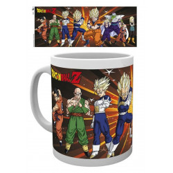 Mug / Tasse - Dragon Ball Z - Fighters - GB eye
