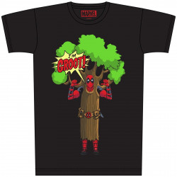 T-Shirt - Marvel - Deadpool - I am Groot - Indiego