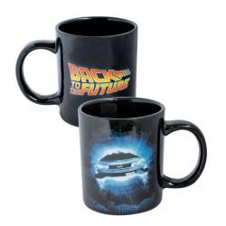 Mug / Tasse - Retour vers le Futur - Logo - Joy Toy