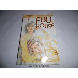Manga - Full House - Volume n° 03 - Won Son Yeon