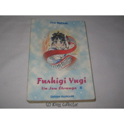 Manga - Fushigi Yugi - Un jeu étrange - Volume n° 6 - Yuu Watase