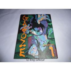 Manga - Gagoze - n° 01 - Ahn Dongshik - 12bis