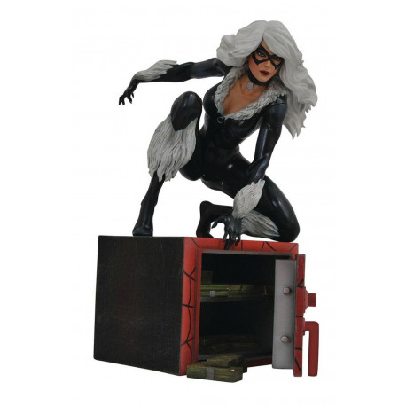 Figurine - Marvel Gallery - Black Cat - Diamond Select