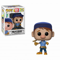 Figurine - Pop! Disney - Le Monde de Ralph 2 - Fix it Felix - Vinyl - Funko