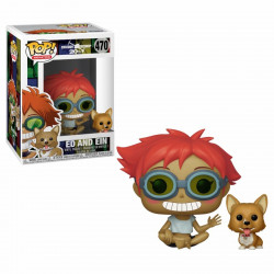 Figurine - Pop! Animation - Cowboy Bebop - Edward and Elm - Vinyl - Funko