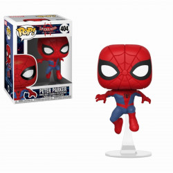 Figurine - Pop! Marvel - Spider-Man Animated - Peter Parker - Vinyl - Funko