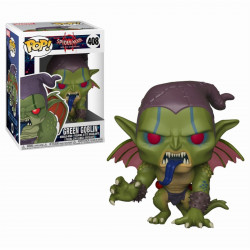 Figurine - Pop! Marvel - Spider-Man Animated - Green Goblin - Vinyl - Funko