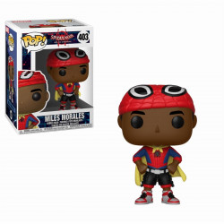 Figurine - Pop! Marvel - Spider-Man Animated - Miles Morales - Vinyl - Funko