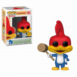 Figurine - Pop! Animation - Woody Woodpecker - Woody (Chase) - Vinyl - Funko