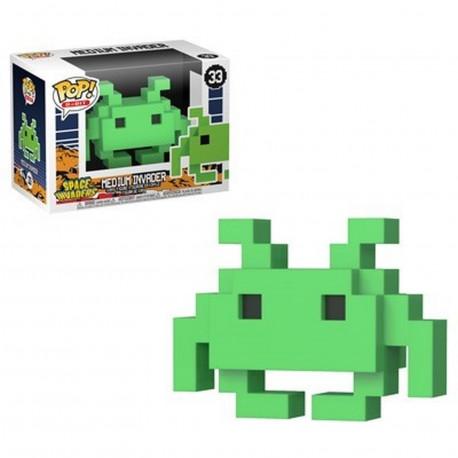 Figurine - Pop! 8-BIT - Space Invaders - Medium Invader - Vinyl - Funko
