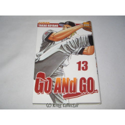 Manga - Go and Go - Volume n° 13 - Takao Koyano