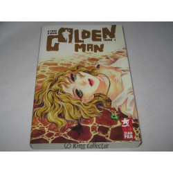Manga - Golden man - Volume n° 01 - A Ying A Ming