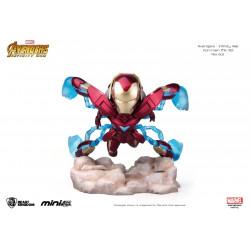 Figurine - Marvel - Mini Egg Attack - Avengers Infinity War - Iron Man - Beast Kingdom Toys