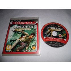 Jeu Playstation 3 - Uncharted : Drake's Fortune (Essentials) - PS3