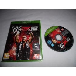 Jeu Xbox One - WWE 2K16