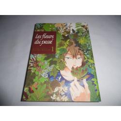 Manga - Les Fleurs du Passé - No 1 - Haruka Kawashi - Komikku Editions