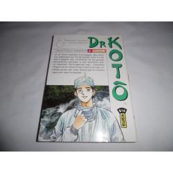 Manga - Dr Kotô - No 2 - Takatoshi Yamada - Kana