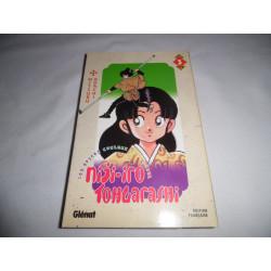 Manga - Niji-Iro Tohgarashi - No 3 - Mitsuru Adachi - Glénat