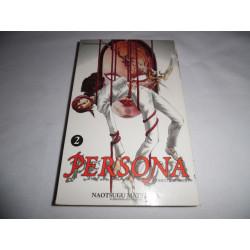 Manga - Persona - No 3 - Matsueda Naotsugu - Delcourt